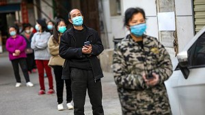 China Returns Rest Of World Goes In Coronavirus Quarantine