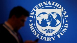 Imf Predicts Indian Economy May Fall 4 5 Percent In