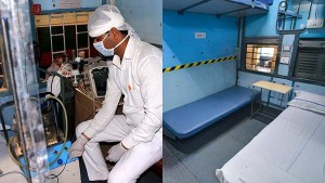 Indian Railways Convert 20 000 Coaches Into Isolation Ward