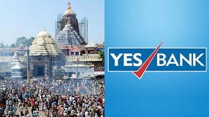 Lord Jagannath S Rs 545 Crore Now Struck In Yes Bank