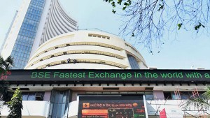 Indian Stock Exchange Trading Halted Sensex Fall 2991 Points 10 Percent