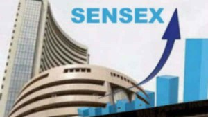 Sensex Closed Up 1 410 Points As On 26th Mar