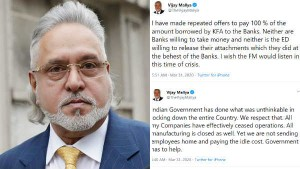 Vijay Mallya Said All His Companies Shutdown But Still Paying Employees