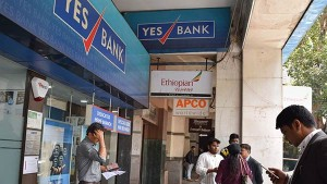 Yes Bank Deposit Decline 34 Percent As Customers Pulled Out In Panic