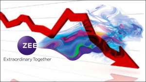 Zee Entertainment Shares Slashed 40 In Past Two Weeks