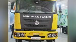 Chennai Based Ashok Leyland March 2020 Sales Drastic Fall 90 Percent
