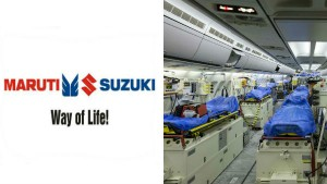 Maruti Suzuki Announced Arrangement With Agva Healthcare To Increase Ventilator Production