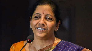 Nirmala Sitharaman Announces Special Festival Advances Of Rs 10 000 For Govt Employees