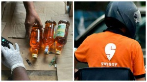 Swiggy Zomato Launches Home Delivery Of Alcohol