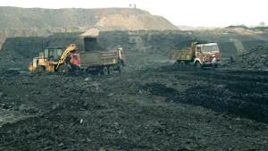 No Coal Production Amid 3 Day Strike