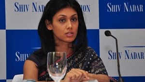 India S Richest Woman Roshni Nadar Became Chairman Of Hcl Technologies