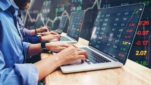 Sensex Touched 38178 Trading At 37910 On 22 July