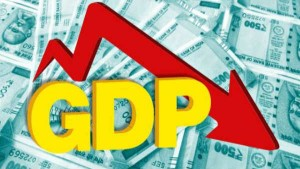 India S Gdp May Down By 8 6 In Current Financial Year