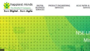 Happiest Minds Technologies Listed And Surged Up To 137 Over Issue Price