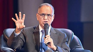 Infosys Narayana Murthy Said Do Not Pay Too Much Salary To Ceo