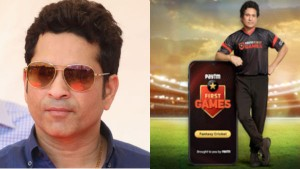 Disgusting To See Sachin Accepts Brand Ambassador Of Paytm First Games Cait