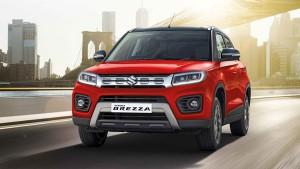 Maruti Suzuki Sold 5 5 Lakh Vitara Brezza Within 4 5 Years Of Launch